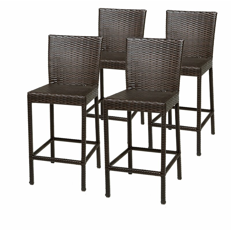 "Sol 72 Outdoor Fernando 30"" Patio Bar Stool 