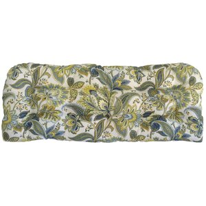 Valbella Tufted Outdoor Bench Cushion