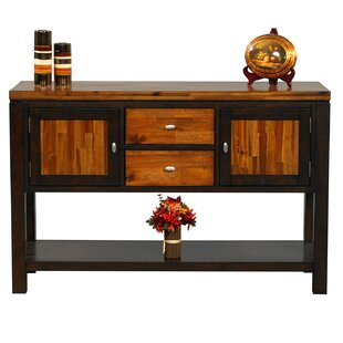 Weitzel Buffet Table