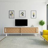 Stasya TV Stand for TVs up to 78 by Wrought Studio™