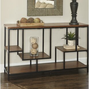 Lino Console Table by Wrought Studio
