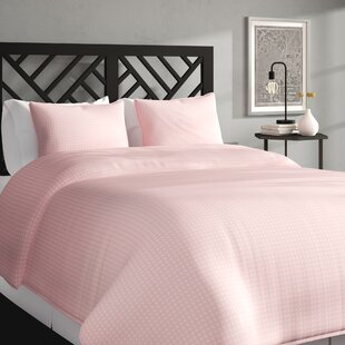 Nichole Reversible Duvet Cover Set