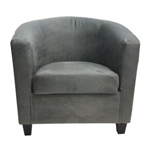 Alexina Barrel Chair by Wrought Studio