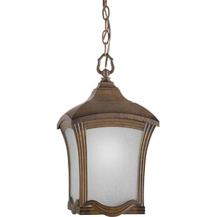 Best Reviews Rockmill 1-Light Pendant By Three Posts