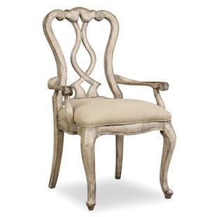 Chatelet Solid Wood Dining Chair (Set of 2) Hooker Furniture