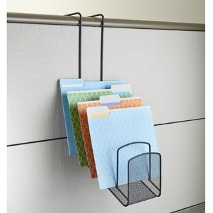 Safco Products Company Onyx™ Panel Organizer Waterfall