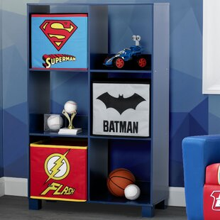 Find the perfect DC Comics Justice League Deluxe 37.5 Cube Unit by Delta Children Reviews (2019) & Buyer's Guide