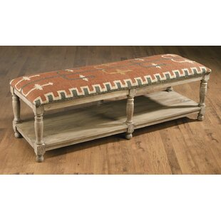 Rainville Wood Bench