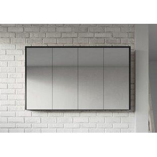 Kesington 120cm X 72cm Surface Mount Mirror Cabinet By Ebern Designs