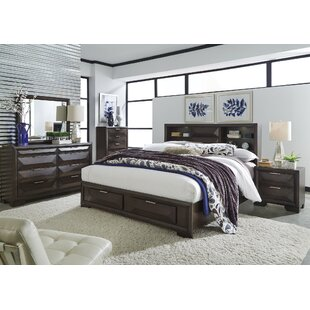 Richburg Storage Platform Configurable Bedroom Set by Latitude Run
