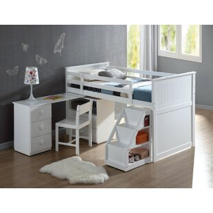 Affordable Chisley Twin Loft Bed by Harriet Bee Reviews (2019) & Buyer's Guide