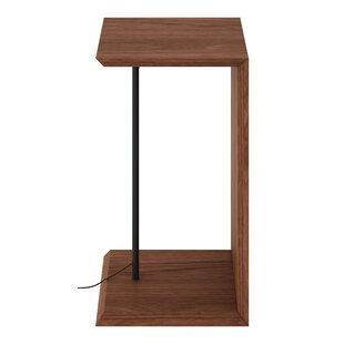 Ivy Bronx Hanchett Wireless Charging End Table