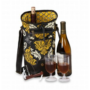 Palmetto Single Wine Carrier by Picnic Plus