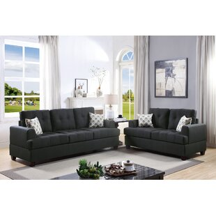 Best Price Eastway 2 Piece Living Room Set by Latitude Run Reviews (2019) & Buyer's Guide