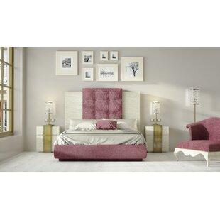 Beau Rone Platform 4 Piece Bedroom Set