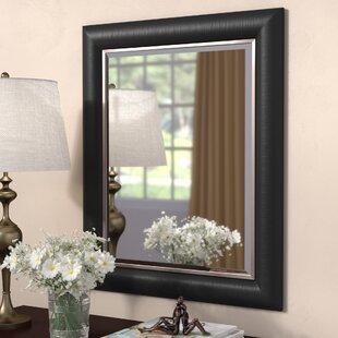 Compare Pewter Lip Bathroom/Vanity Wall Mirror ByDarby Home Co