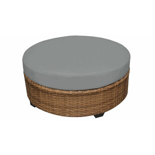 Rosecliff Heights East Village Ottoman with Cushion