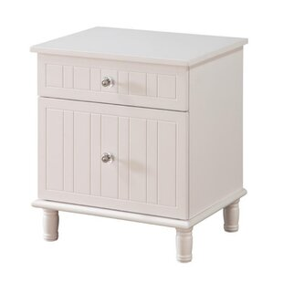 Ranstead 2 Drawer Nightstand by Harriet Bee
