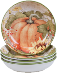 Thanksgiving Dining Bowls  sc 1 st  Wayfair & Thanksgiving Dinnerware u0026 Table Décor Youu0027ll Love | Wayfair