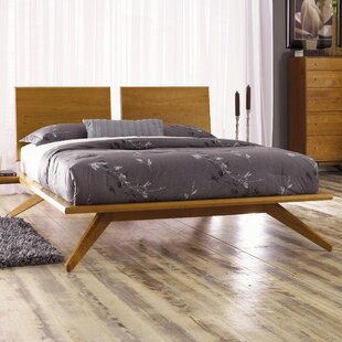 Copeland Furniture Astrid Platform Bed
