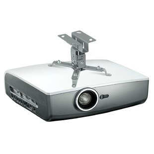 3-In-1 LCD / DLP Video Projector Universal Ceiling Mount by Mount-it No Copoun