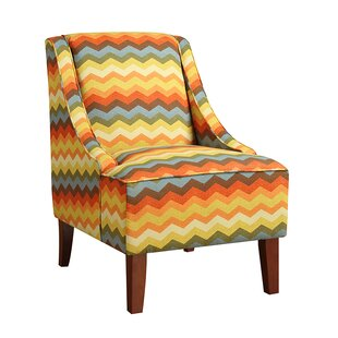 Gilpin Slipper Chair by Ebern Designs