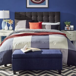Janssen Upholstered Platform Bed