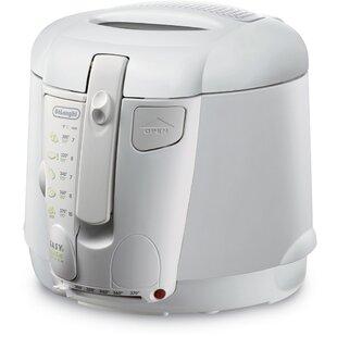 2 Liter Deep Fryer with Adjustable Thermostat