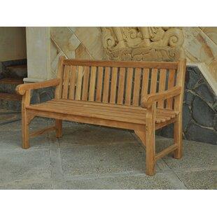 Jayla Teak Bench By Sol 72 Outdoor