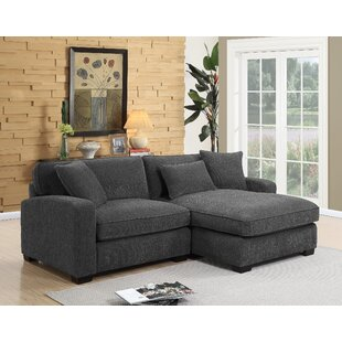 St George Chesterfield Reversible Sectional