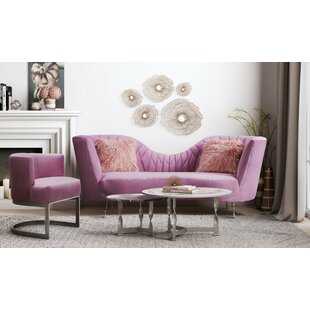 Southwark 2 Piece Standard Living Room Set by Mercer41
