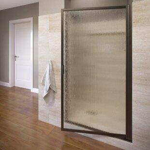 Sopora 22 5 X 67 Pivot Framed Shower Door