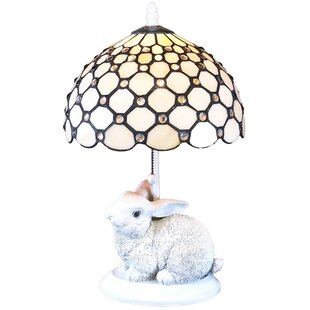 Affordable Tiffany 16.5 Table Lamp By Warehouse of Tiffany