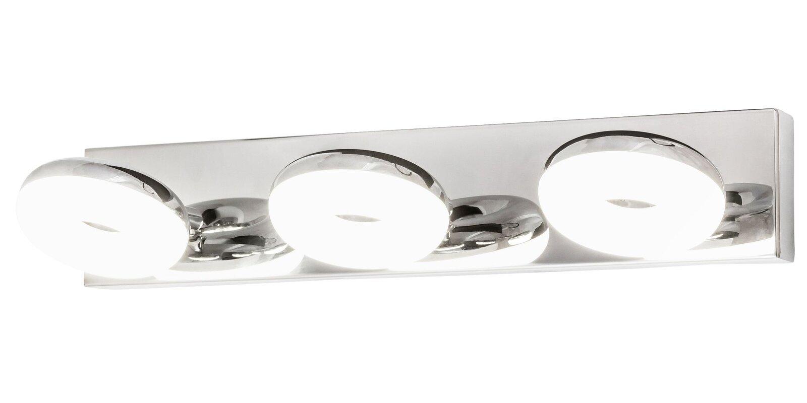 Perspections LED-Spiegellampe 3-flammig McTeer