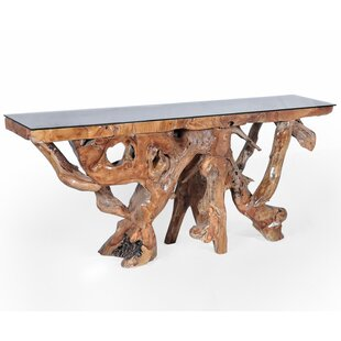 Chic Teak Console Table