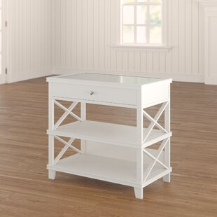 Meansville 1 Drawer  Nightstand by Three Posts