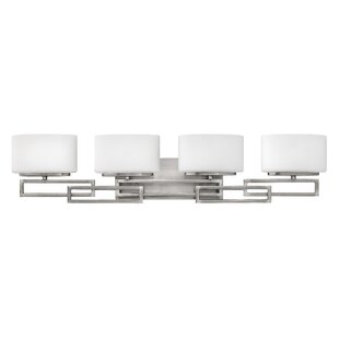 Ivy Bronx Goodner 4-Light Vanity Light