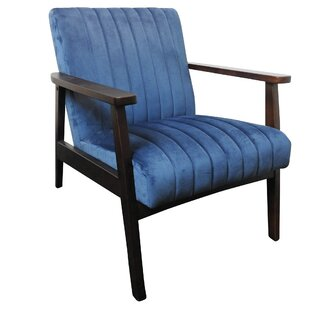Hebert Armchair By George Oliver