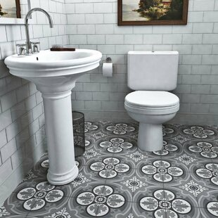 Ciment 7 88 X Cement Field Tile In Gray White