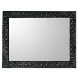 Novica African Prince Accent Mirror
