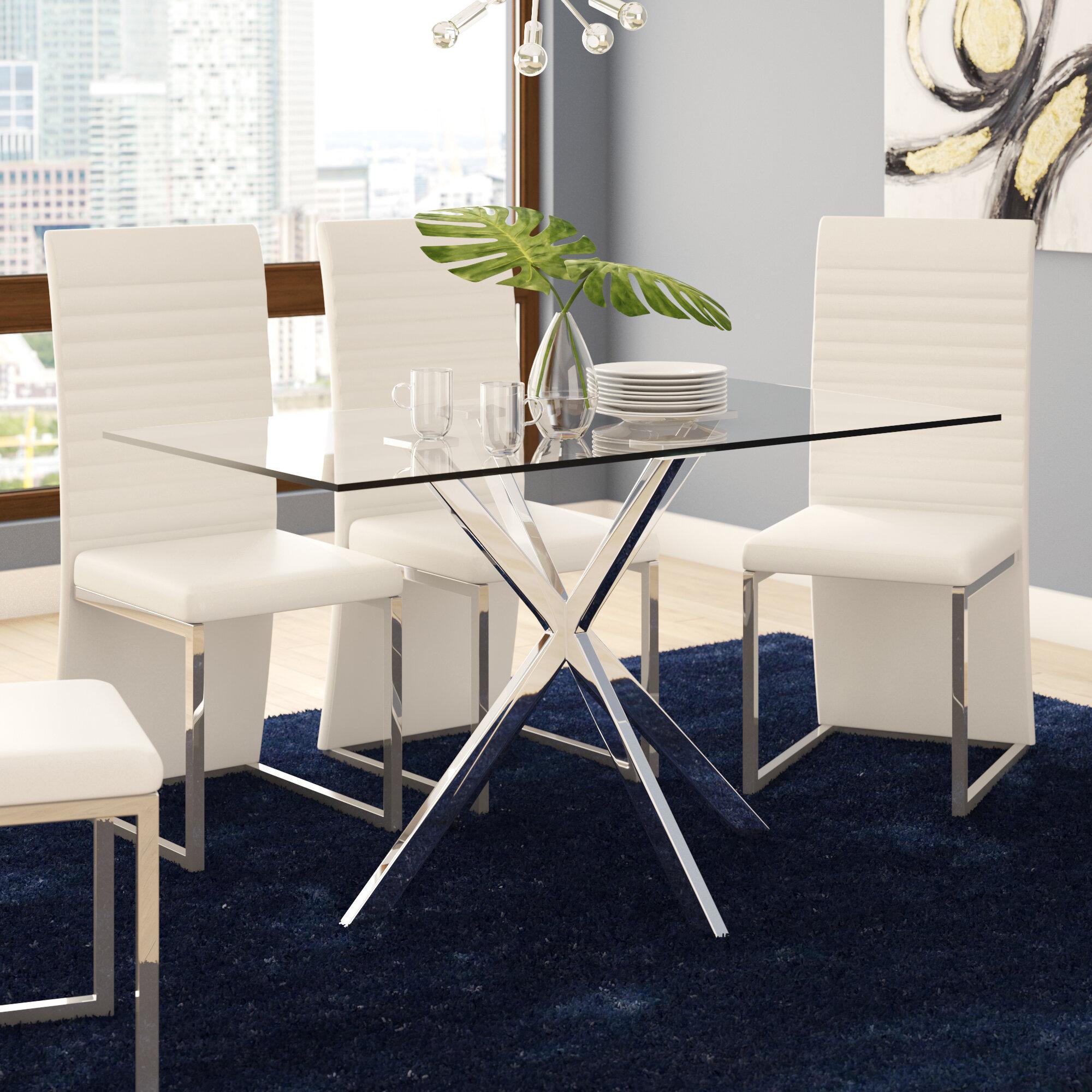 Rehausser Une Table De Salle A Manger table de salle à manger dever