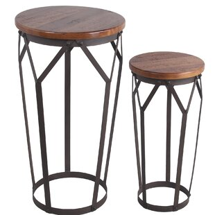 Mcdonnell 2 Piece Nesting Tables by Gracie Oaks