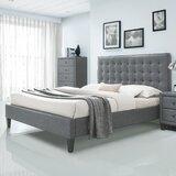 Pinder Upholstered Platform Bed by Brayden Studio®