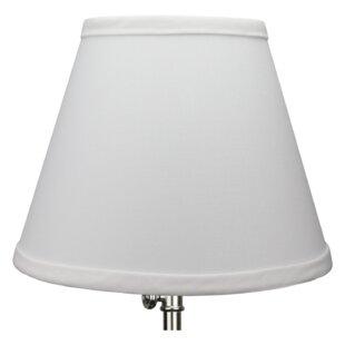 9 Linen Empire Lamp Shade