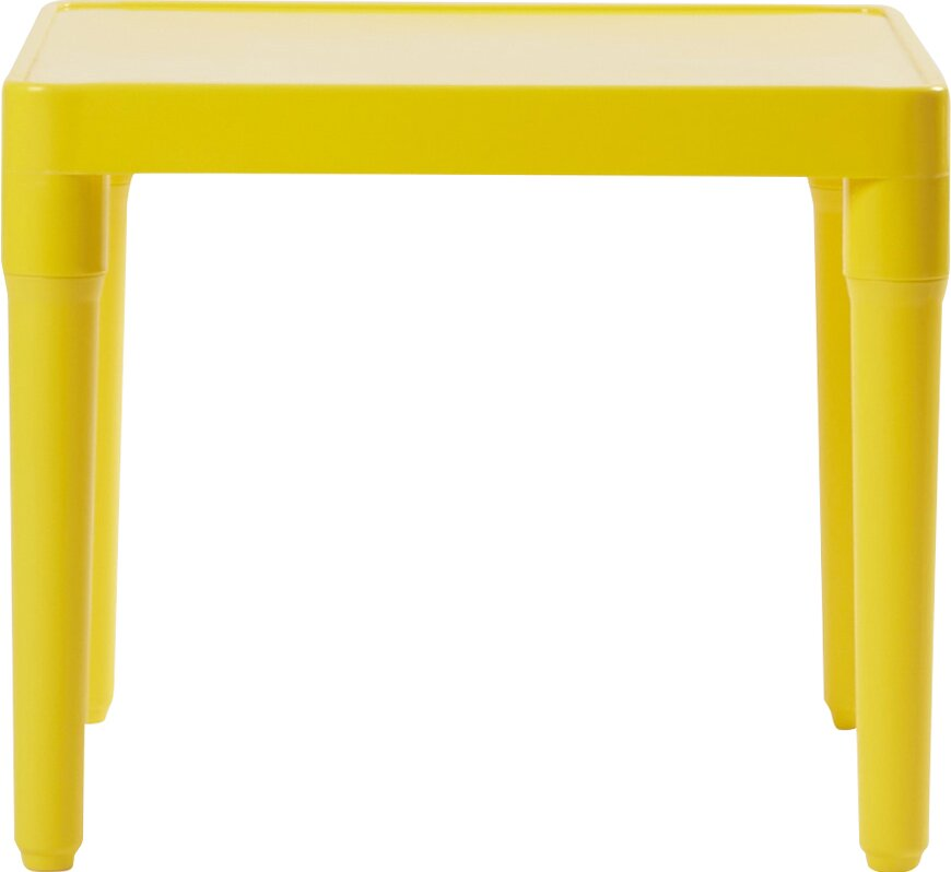 Nice Jabari Kids 5 Piece Plastic Table And Chair Set
