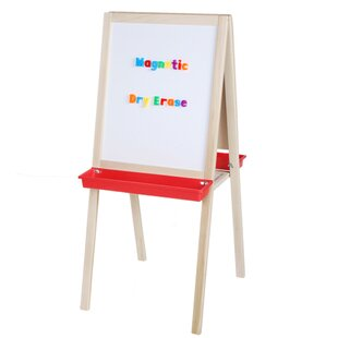 Best Reviews Flipside Child's Magnetic Board Easel ByElenco Electronics