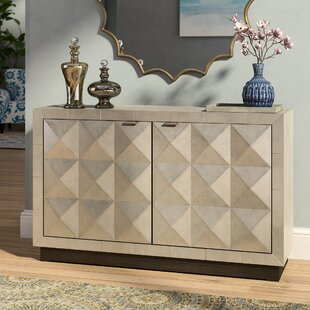 Hanning 2 Door Accent Cabinet by Ivy Bronx