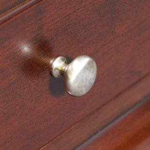Brass Cabinet Mushroom Knob