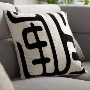 Linen/Cotton Blend Throw Pillow (Set of 2)