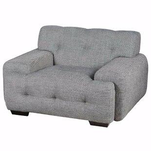 Latitude Run Tippett Fluffy and Comfy Arm Chair